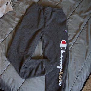 CHAMPION Classic Jersey Graphic Jogger